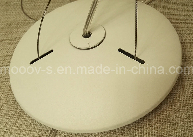 Modern Ultra Thin Round Flat Panel LED Lights Pendant Lighting