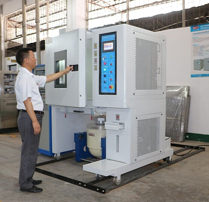 Combined Temperature and Vibration Test Machine Manufacturer