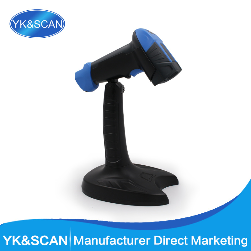 Handfree Image 2D Barcode Scanner Reader Yk-980b
