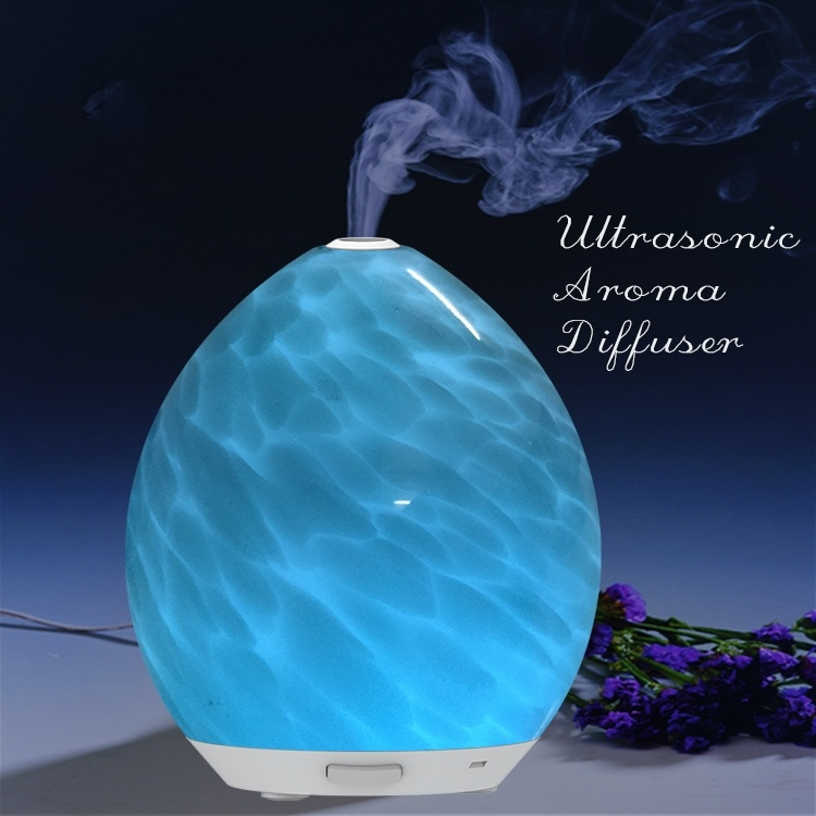 120ml Aroma Diffuser with Waterless Auto-off Function (GL-1010-A-3)