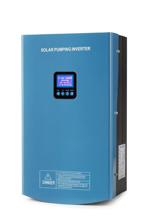 3 Phase AC 380V 2200W Solar Hybrid Water Pump Inverter for Farming Irrigation