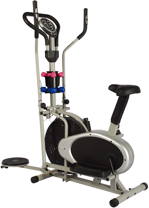 Multifunction Total Cardio Fitness Home Gym Orbitrac Exercise Bike