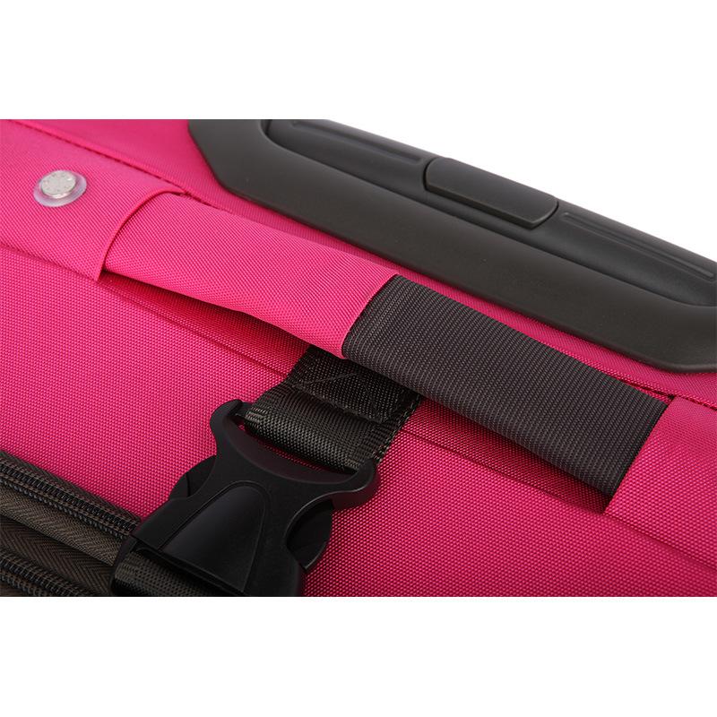 Chubont High Qualilty Fashion Waterproof Nylon Spinner Wheels Luggage Bag