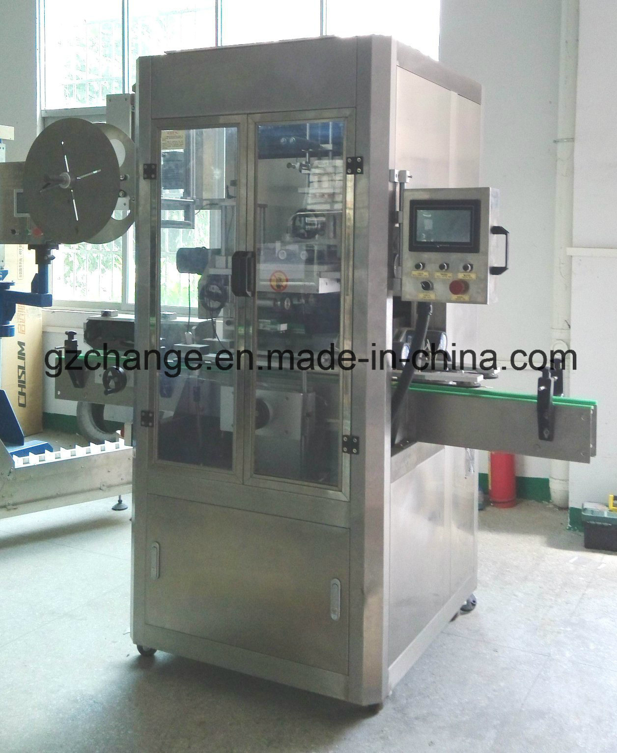 High Speed Drinking Water Labeling Machine
