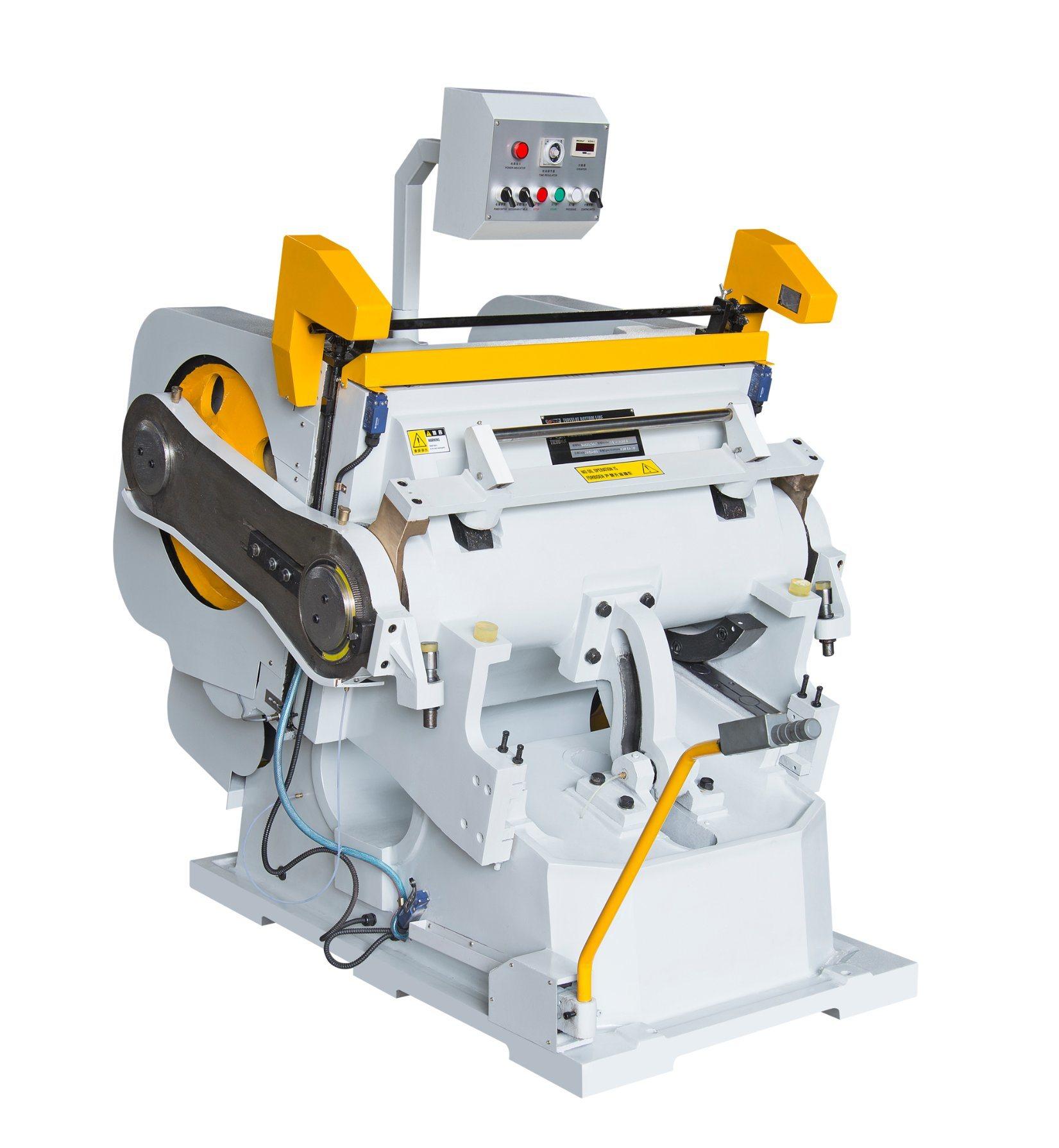 Heating Creasing and Die Cutting Machine (Ml-1100xj)