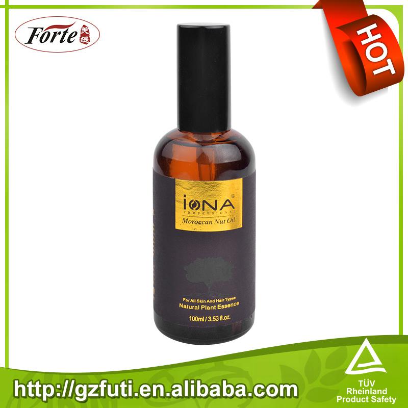 OEM 100ml Professional Moisturizing Argan Oil for Hair Care