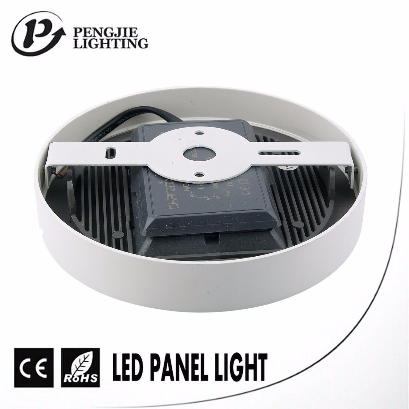 Popular Energy Saving 22W Ultra Narrow Edge LED Surface Panel (Round)