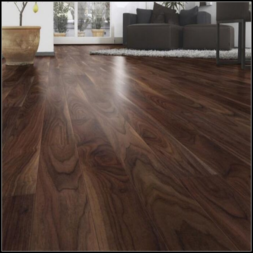 Household Engineered American Walnut Hardwood Floor