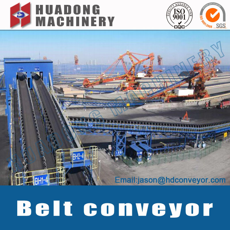Material Conveyor System in Cement Plant
