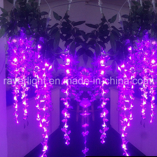 LED Wedding Wisteria Light Decorative Light Unique String Lights