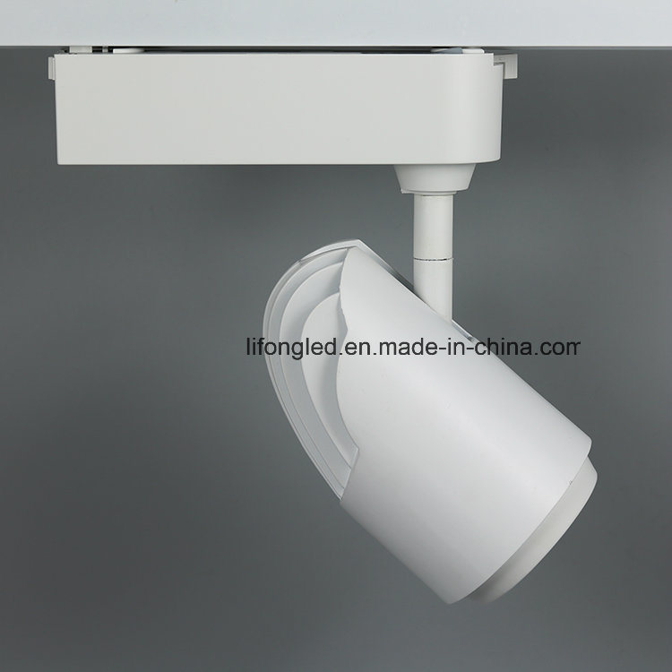 Ce RoHS COB Energy Saving 18W LED Spot Track Light