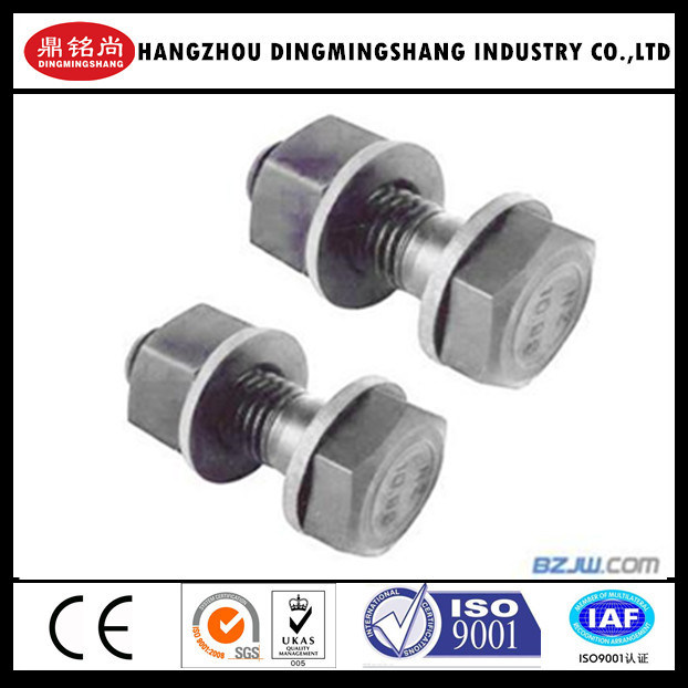 En14399-4 High Tensile Bolt for Steel Structure
