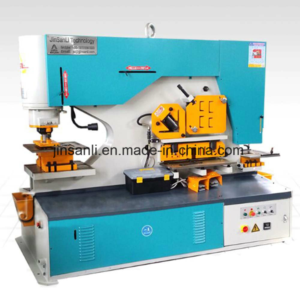Chinese Iw Series (Q35Y series) Ironworker with Best Quality
