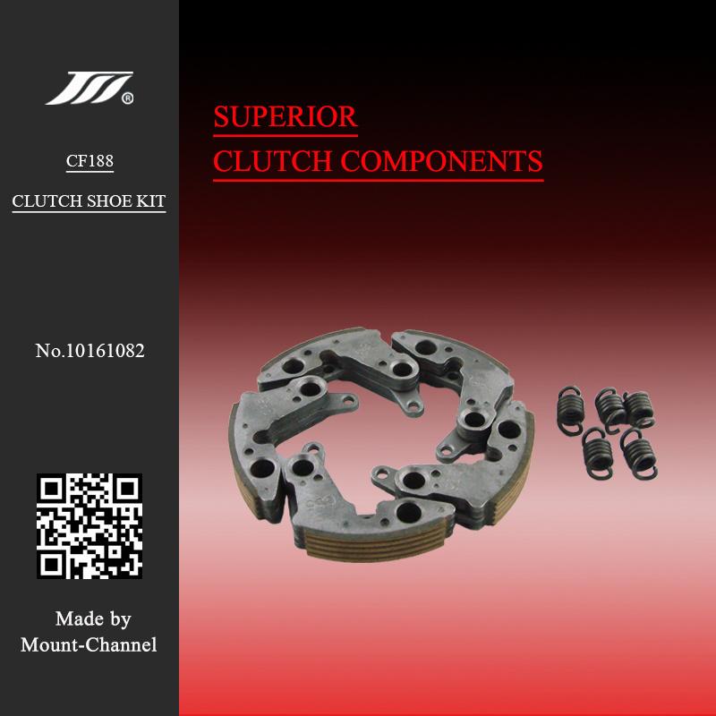 High Quality CF188 Clutch Shoe for 500c. C ATV, UTV