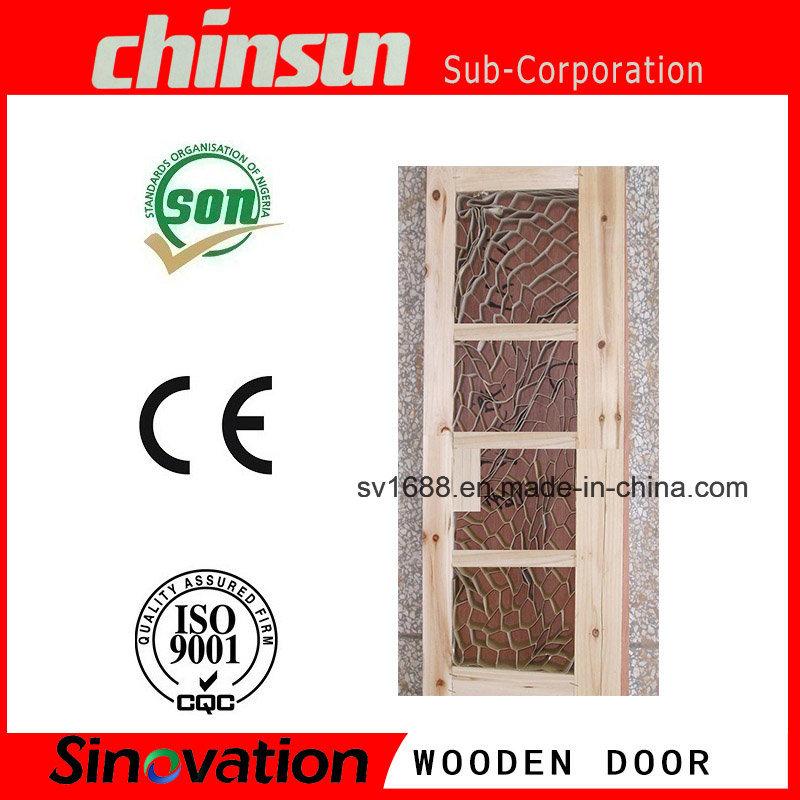 Wooden Single Main Door Design