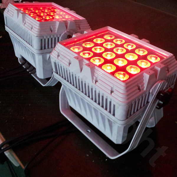 Outdoor Wall Wash Waterproof IP65 20X15W LED PAR Stage Light