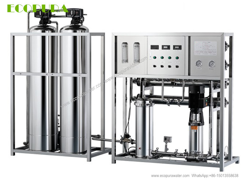 Reverse Osmosis Water Treatment Plant / RO Water Treatment Machine