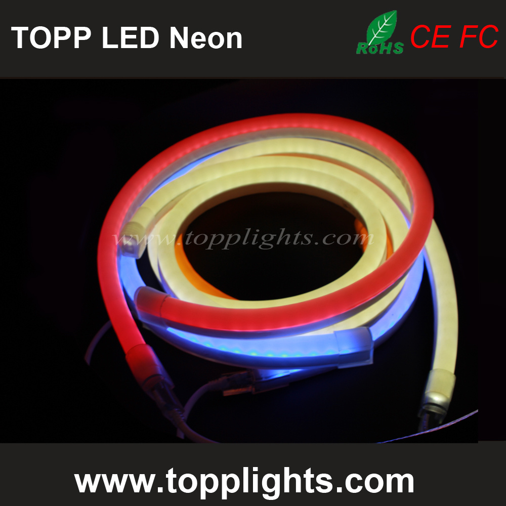 Waterproof Ce Rhos Approved LED Light Neon Rope Neon Lights