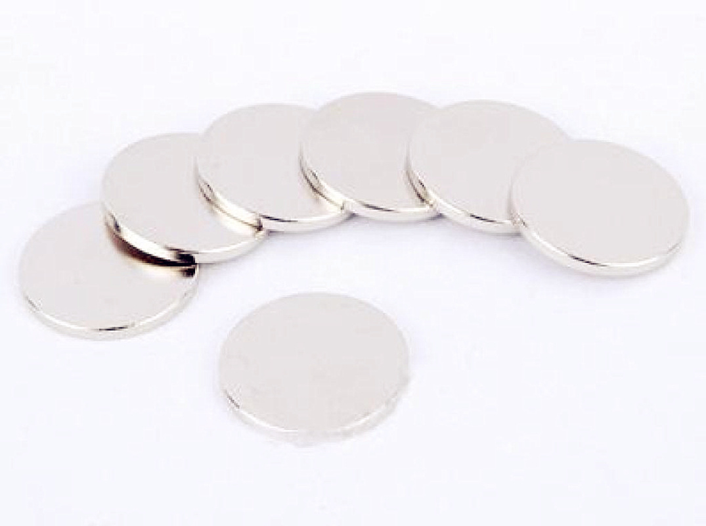 Wholesale Stock Strong Power Disc Permanent NdFeB Neodymium Magnet