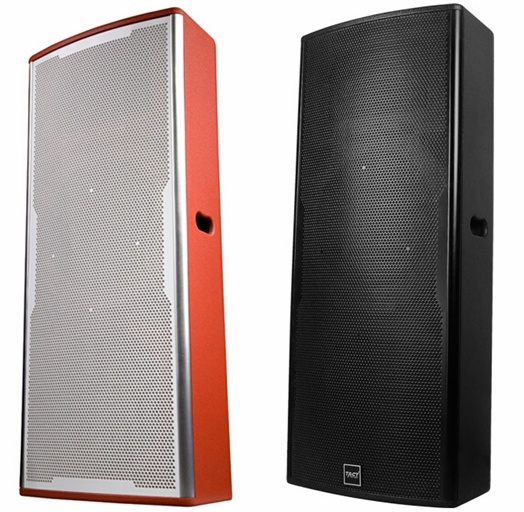 Dual 15′′ Tk25 Stage Monitor Speakers System - Tact