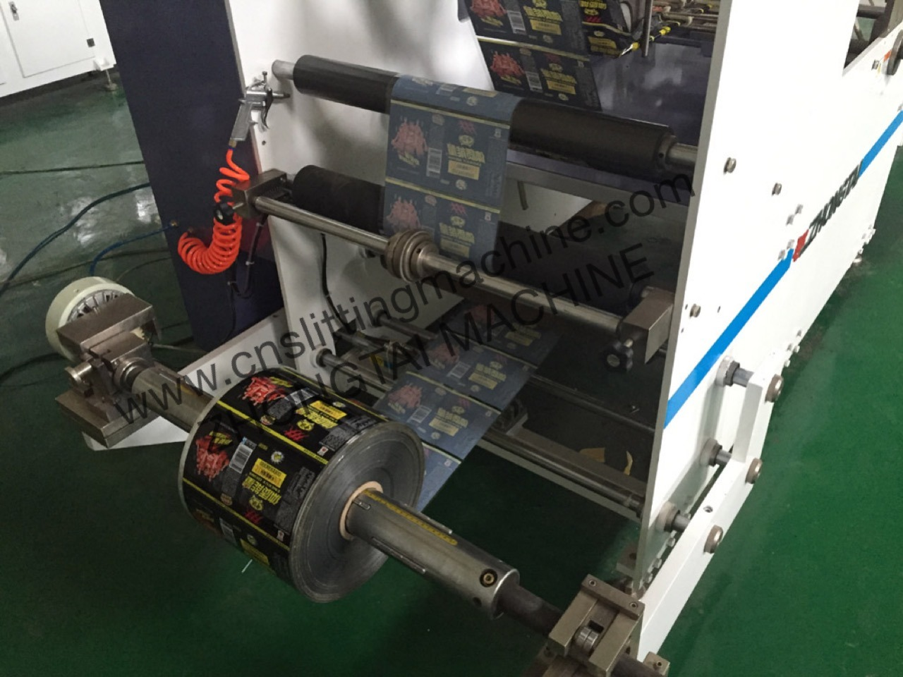 Shrinkable Sleeve Glue Sealing Machine