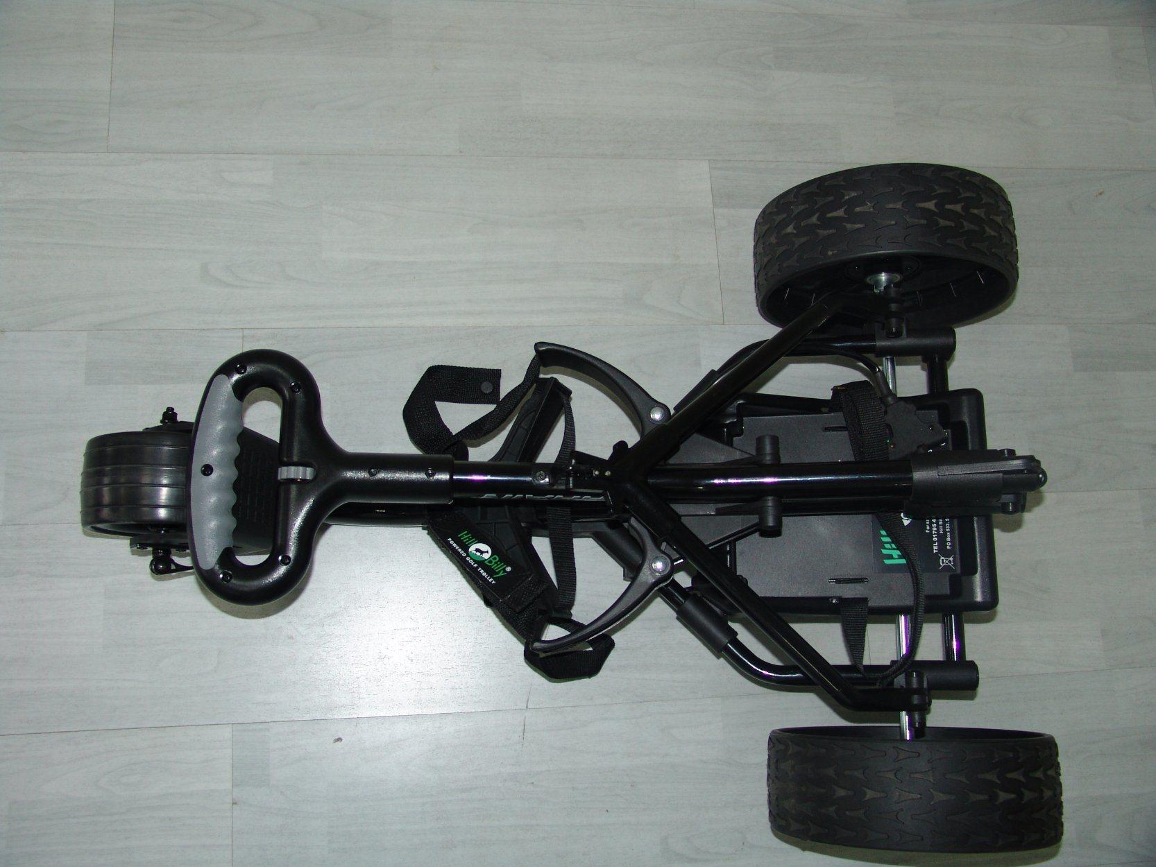 12V/24ah Electric Golf Trolley Golf Bag Trolley (BN105P3)