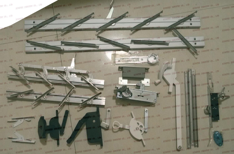 Aluminium Handle Lock for Screen Window Hardware Accessories