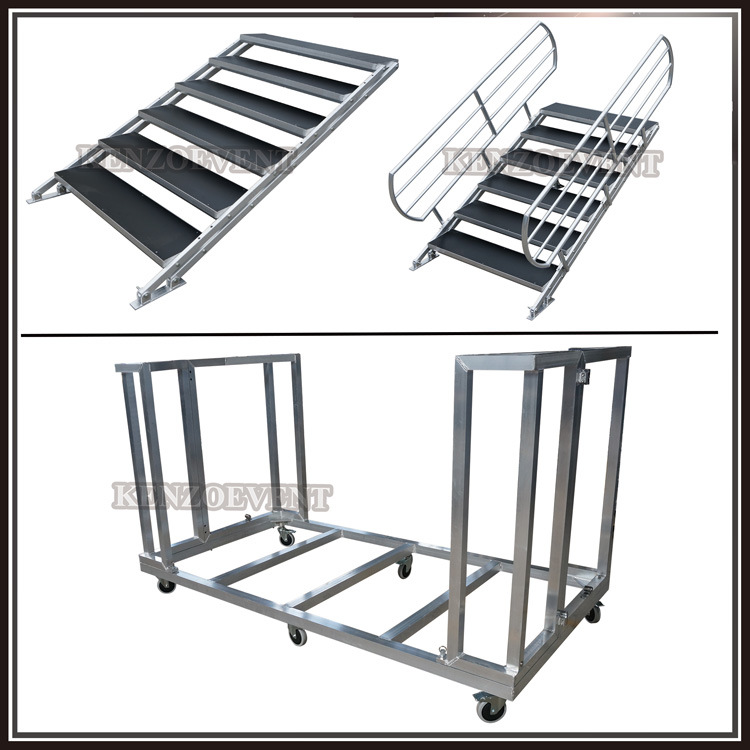 Aluminum Portable Stage Wedding Stage Mobile Stage