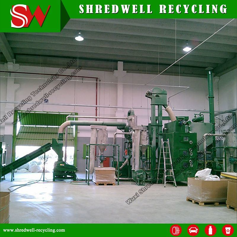 High Quality PCB Recycling Machines at Factory Price