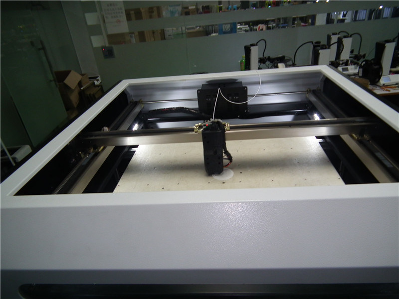 Industrial Big Print Area 750mm*750mm*750mm 3D Printer with ABS PLA