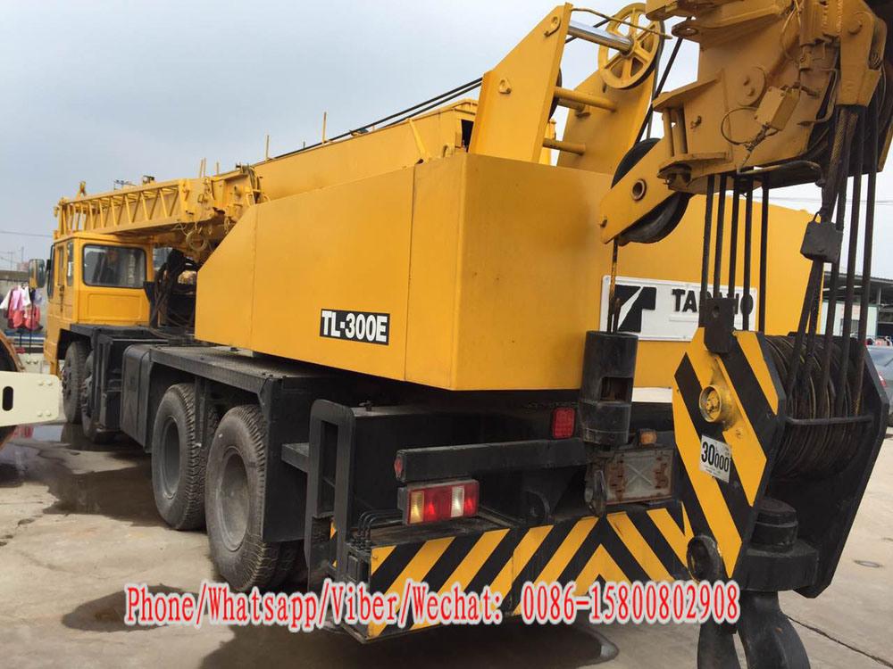 Used Tadano Crane, Used Mobile Crane Tadano 30t Crane