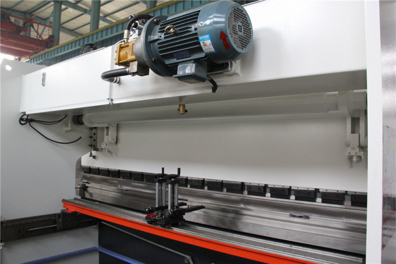 Estun E21/E10/E200 Nc Control Hydraulic Sheet Metal Bending Machine, Press Brake Machine Export to India, CNC Bending Machine