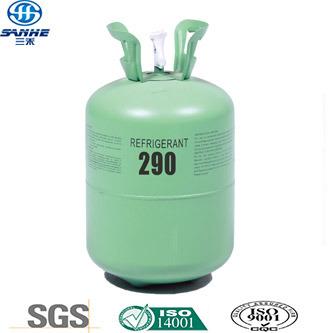 Sanhe Brand Refrigerant Gas R290 for Sale