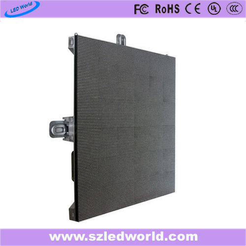 Indoor/Outdoor Die-Casting Fixed Full Color Rental LED Display Panel for Screen Advertising (P3.84, P4, P4.81, P5.33, P6, 576X576mm)