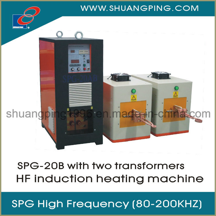 Spg High Frequency Induction Heating Machine
