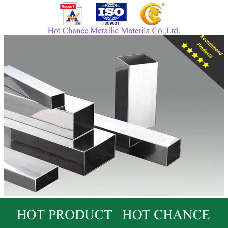 AISI 201, 304, 316 Stainless Steel Welded Pipe and Tubes