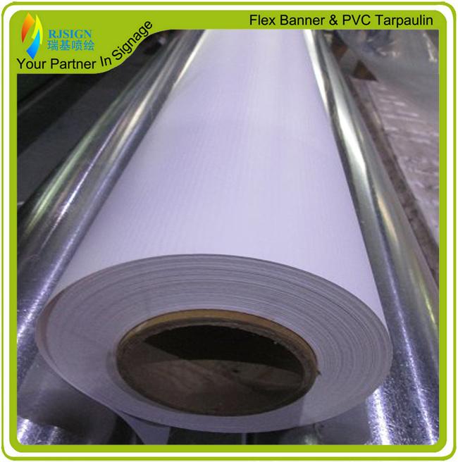 10oz PVC Frontlit Flex Banner for Outdoor Advertising Printing