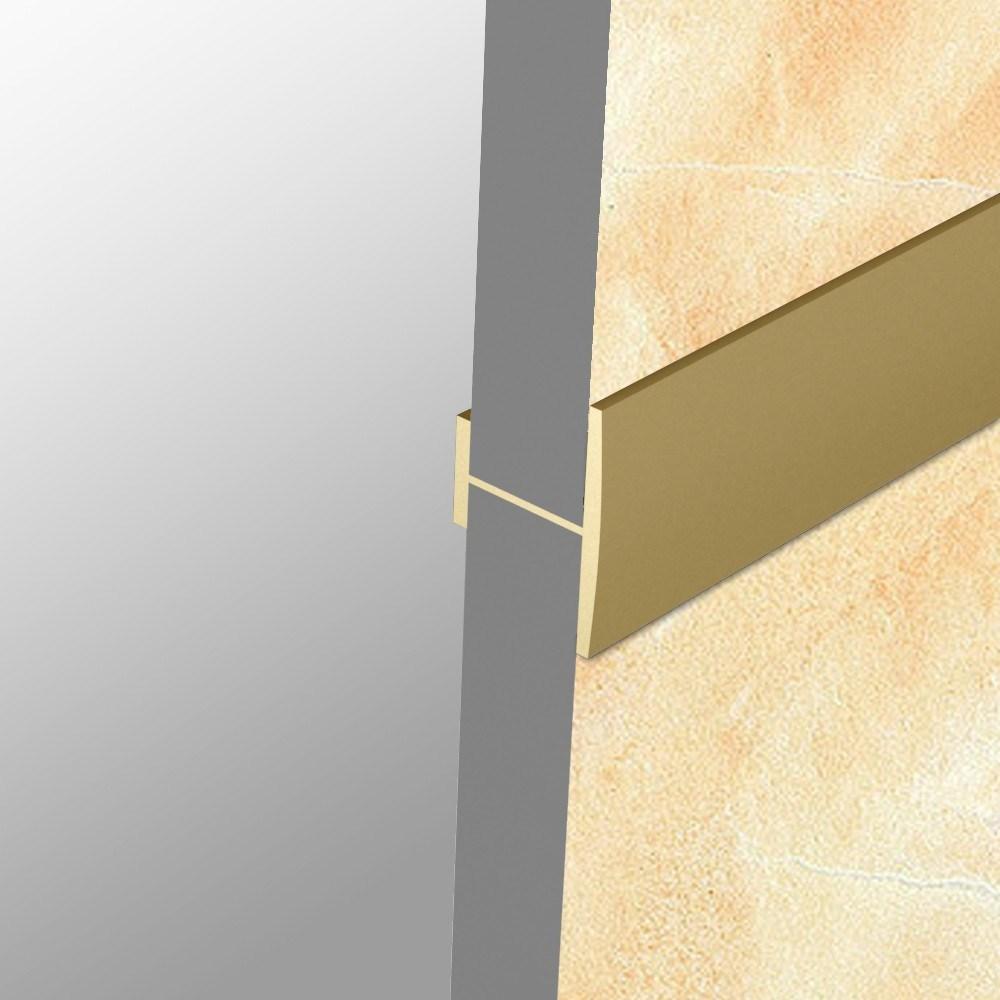 Hsh-04 H Shape Metal Marble Flooring Tiles Accessories in Hot Sales