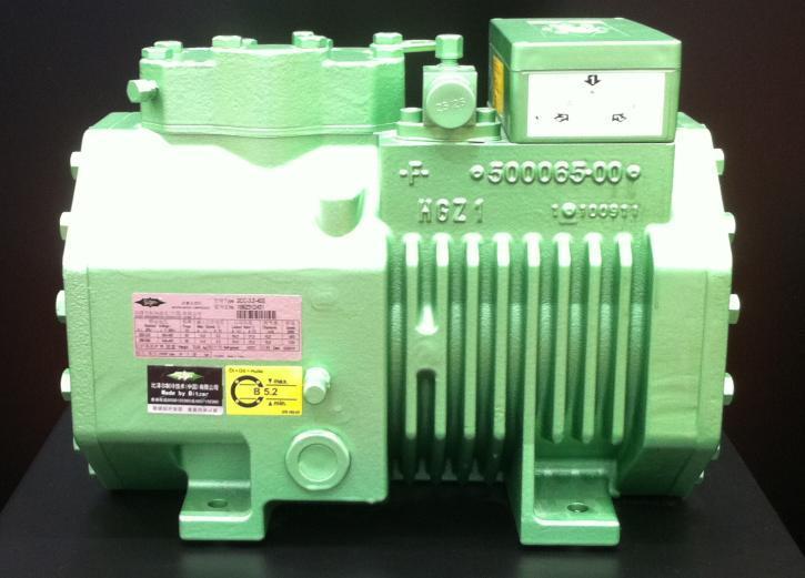 Germany Bitzer Brand Semi-Hermetic Compressors R22 Refrigerant Octagon Series