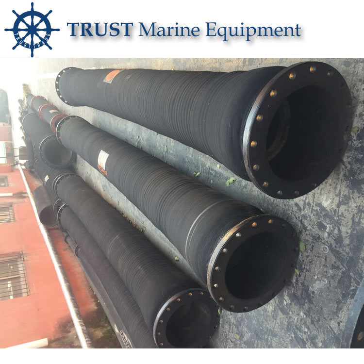 Self Floating Dredging/Sand Discharge Rubber Hose