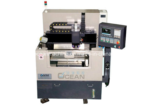 Glass Curve Cutting Machine with Auto CCD Image Navigation (RCG500S_CCD)