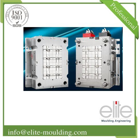 ABS Plastic Injection Mould for Electronic Accessories Parts