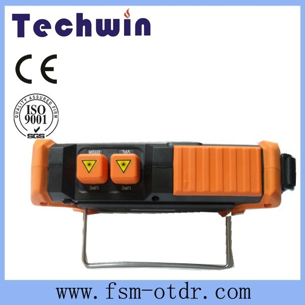 Techwin Handheld Optical OTDR Testing Equipment