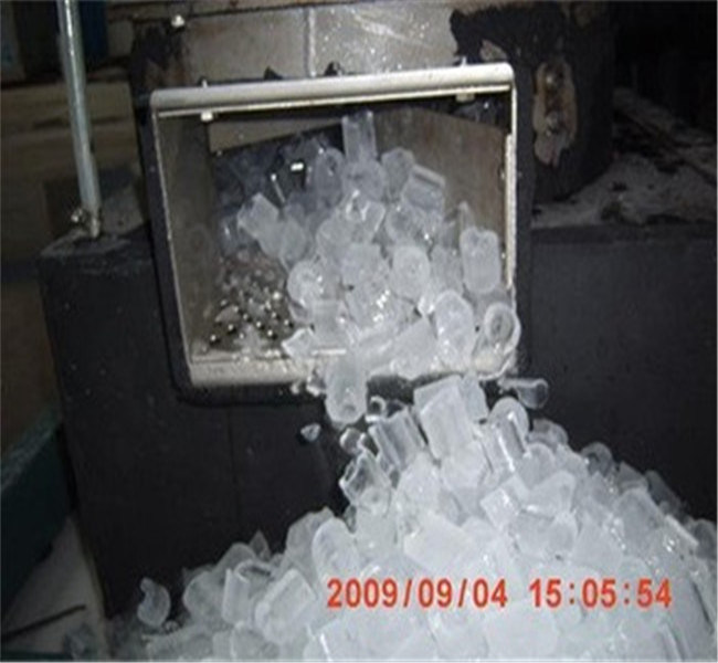 Tube Ice Machine/Propane Ice Maker