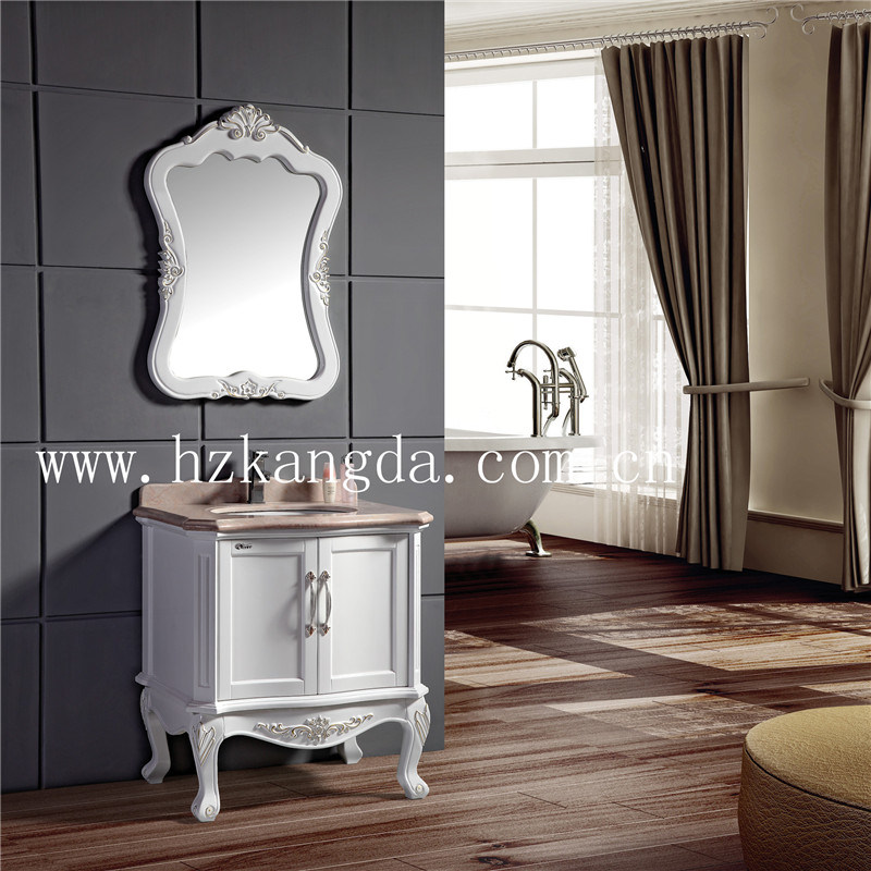 PVC Bathroom Cabinet/PVC Bathroom Vanity (KD-6012)