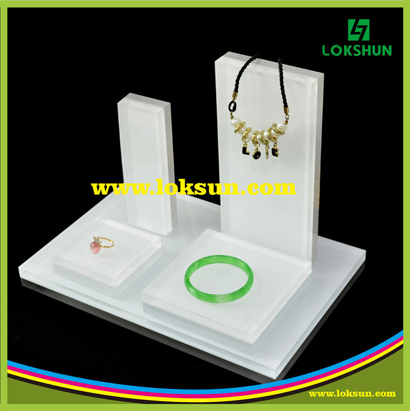 Free Shipping Exquisite Acrylic Jewelry Display Stand