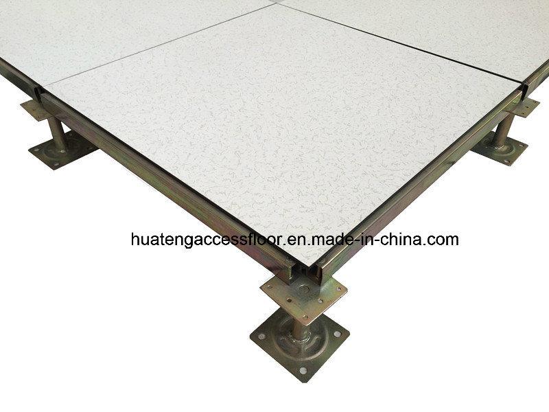 60X60cm Raised Access Floor System in HPL Finish (cementish)