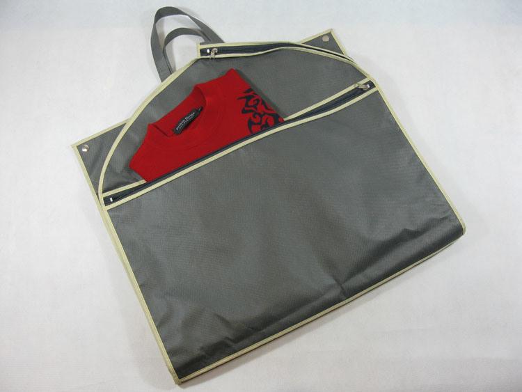 Wholesale Pink Suit Cover Garment Bag/Garment Bag/ Garment Cover Bag