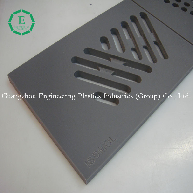Excellent  Strength Performance Custom PVC Lamination Sheet