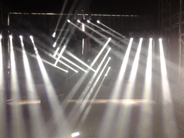 Mini CREE 10W LED Spot Moving Head for Club (HL-014ST)